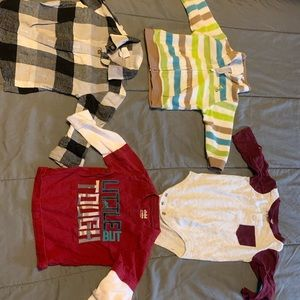 Shirts & Tops - Baby clothes
